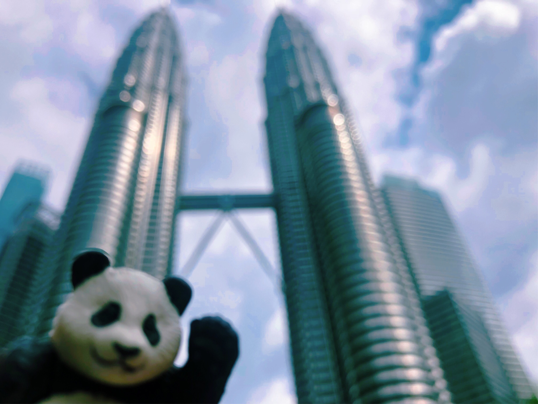 ついに最終日。帰国と上野の新パンダ舎に期待!!2018年パンダの旅!シンガポール&マレーシア 8日目。